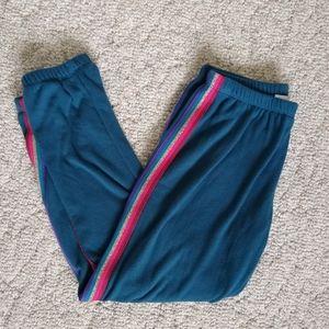 Spiritual Gangster Perfect sweatpant green pants